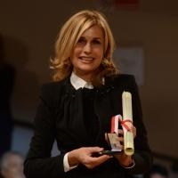 Foto Nicoloro G.  07/12/2013  Milano  Assegnati gli Ambrogini d' oro e le Menzioni speciali ai cittadini che più si sono distinti nelle rispettive attività. nella foto la scrittrice Alessandra Appiano.