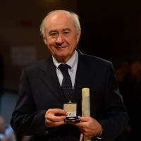 Foto Nicoloro G.  07/12/2013  Milano  Assegnati gli Ambrogini d' oro e le Menzioni speciali ai cittadini che più si sono distinti nelle rispettive attività. nella foto il direttore del Coro alla Scala Bruno Casoni.