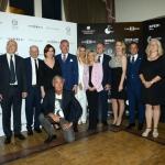 Foto Nicoloro G.   03/05/2019   Milano Marittima ( Ra )   Quattordicesima edizione del Premio internazionale al giornalismo ' Antonio Batani '. nella foto un gruppo con i premiati.