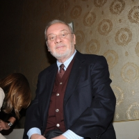 """Foto Nicoloro G. 20/11/2010 Ravenna, Trentanovesima edizione del """" Premio Guidarello per il Giornalismo d' autore """". nella foto Piero Ostellino"""