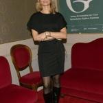 Foto Nicoloro G.   23/11/2019   Ravenna    48° edizione del ' Premio Guidarello per il giornalismo d' autore ' organizzato da Confindustria Romagna. nella foto lagiornalista Francesca Fialdini, premiata nella sezione Audiovisivi.