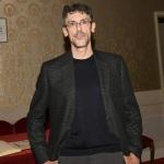 Foto Nicoloro G.   23/11/2019   Ravenna    48° edizione del ' Premio Guidarello per il giornalismo d' autore ' organizzato da Confindustria Romagna. nella foto il disegnatore disneyano Giampaolo Soldati,premiato nella sezione Societa'.