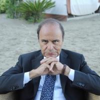 """Foto Nicoloro G.  03/09/2010  Venezia  Quarantottesima edizione del """" Premio Campiello Letteratura """". nella foto Bruno Vespa"""