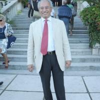 """Foto Nicoloro G.  03/09/2010  Venezia  Quarantottesima edizione del """" Premio Campiello Letteratura """". nella foto Gad Lerner"""