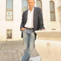 """Foto Nicoloro G.   04/09/2010  Venezia  Quarantottesima edizione del """" Premio Campiello Letteratura """". nella foto Gianrico Carofiglio"""