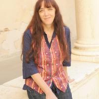 """Foto Nicoloro G.   04/09/2010  Venezia  Quarantottesima edizione del """" Premio Campiello Letteratura """". nella foto Laura Pariani"""