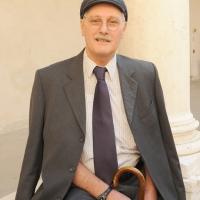 """Foto Nicoloro G.   04/09/2010  Venezia  Quarantottesima edizione del """" Premio Campiello Letteratura """". nella foto Antonio Pennacchi"""