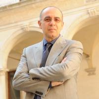 """Foto Nicoloro G.   04/09/2010  Venezia  Quarantottesima edizione del """" Premio Campiello Letteratura """". nella foto Giuseppe Tornatore"""