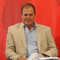 """Foto Nicoloro G. 17/06/2010  Riccione (Rimini)  Sedicesima edizione del """"Premio giornalistico televisivo Ilaria Alpi"""". nella foto Daniele Mastrogiacomo"""