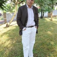 """Foto Nicoloro G. 17/06/2010  Riccione (Rimini)  Sedicesima edizione del """"Premio giornalistico televisivo Ilaria Alpi"""". nella foto Andrea Vianello"""