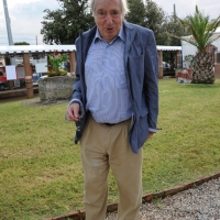 """Foto Nicoloro G. 17/06/2010  Riccione (Rimini)  Sedicesima edizione del """"Premio giornalistico televisivo Ilaria Alpi"""". nella foto Demetrio Volcic"""