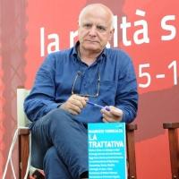"""Foto Nicoloro G. 18/06/2010  Riccione (Rimini)  Sedicesima edizione del """"Premio giornalistico televisivo Ilaria Alpi"""". nella foto Maurizio Torrealta"""