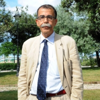 """Foto Nicoloro G. 18/06/2010  Riccione (Rimini)  Sedicesima edizione del """"Premio giornalistico televisivo Ilaria Alpi"""". nella foto Sandro Ruotolo"""