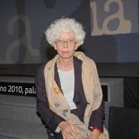 """Foto Nicoloro G. 19/06/2010  Riccione (Rimini)  Sedicesima edizione del """"Premio giornalistico televisivo Ilaria Alpi"""". nella foto Mariangela Gritta Grainer"""