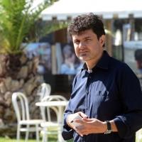 """Foto Nicoloro G. 06/09/2013 Riccione ( Rimini ) Diciannovesima edizione del """" Premio giornalistico televisivo Ilaria Alpi """". nella foto Luca Bottura"""