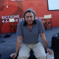 """Foto Nicoloro G. 06/09/2013 Riccione ( Rimini ) Diciannovesima edizione del """" Premio giornalistico televisivo Ilaria Alpi """". nella foto Carlo Freccero"""