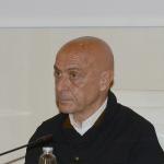 Foto Nicoloro G.   16/02/2019    Ravenna   Presentazione del libro ' Sicurezza e' Liberta' '. nella foto l' ex ministro Marco Minniti, autore del libro.