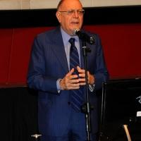 """Foto Nicoloro G . 06/10/2012 Riccione ( Rimini ) Presentazione del nuovo movimento """" 3L Avanti Insieme """" da parte dell' ex ministro del Tesoro Giulio Tremonti. nella foto Rino Formica"""