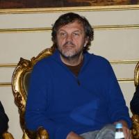 Foto Nicoloro G.   17/11/2014   Milano   Presentazione della stagione lirica 2014-2015 del teatro La Fenice. nella foto il regista Emir Kusturica.