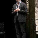 Foto Nicoloro G.   30/07/2020   Ravenna    Presentazione del programma delle celebrazioni per i 700 anni dalla morte di Dante Alighieri. nella foto il governatore dell' Emilia-Romagna Stefano Bonaccini.