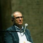 30/07/2020   Ravenna    Presentazione del programma delle celebrazioni per i 700 anni dalla morte di Dante Alighieri. nella foto il direttore artistico Angelo Nicastro.