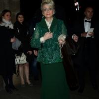 Foto Nicoloro G.  07/12/2014    Milano    Tradizionale serata inaugurale della stagione lirica del Teatro alla Scala. nella foto Daniela Javarone.