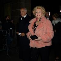 Foto Nicoloro G.  07/12/2014    Milano    Tradizionale serata inaugurale della stagione lirica del Teatro alla Scala. nella foto Marinella di Capua.
