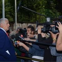Foto Nicoloro G. 21/09/2013 Milano Prima assemblea della nuova Forza Italia con l' intervento del vice premier Angelino Alfano. nella foto Roberto Formigoni