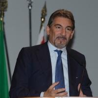 Foto Nicoloro G. 21/09/2013 Milano Prima assemblea della nuova Forza Italia con l' intervento del vice premier Angelino Alfano. nella foto Raffaele Cattaneo