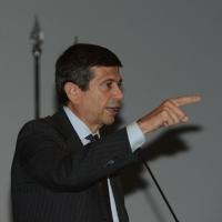 Foto Nicoloro G. 21/09/2013 Milano Prima assemblea della nuova Forza Italia con l' intervento del vice premier Angelino Alfano. nella foto Maurizio Lupi