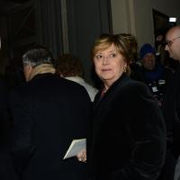 Foto Nicoloro G.  07/12/2015   Milano   Tradizionale inaugurazione della stagione 2015-2016 del Teatro alla Scala con l' opera ' Giovanna D' Arco ' di Giuseppe Verdi. nella foto l' onorevole Linda Lanzillotta.