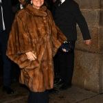 Foto Nicoloro G.   07/12/2019   Milano    Serata inaugurale della stagione 2019-2020 del Teatro alla Scala. nella foto la presidente del Senato Maria Elisabetta Alberti Casellati.
