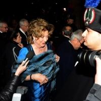 Foto Nicoloro G. 07/12/2013 Milano Tradizionale Prima alla Scala che annovera quest' anno anche la presenza del Capo dello Stato. nella foto Diana Bracco
