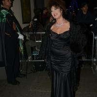 Foto Nicoloro G. 07/12/2013 Milano Tradizionale Prima alla Scala che annovera quest' anno anche la presenza del Capo dello Stato. nella foto Marcella Bella