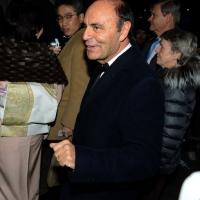 Foto Nicoloro G. 07/12/2013 Milano Tradizionale Prima alla Scala che annovera quest' anno anche la presenza del Capo dello Stato. nella foto Bruno Vespa