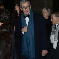 Foto Nicoloro G. 07/12/2013 Milano Tradizionale Prima alla Scala che annovera quest' anno anche la presenza del Capo dello Stato. nella foto Chicco Testa