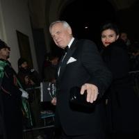 Foto Nicoloro G. 07/12/2013 Milano Tradizionale Prima alla Scala che annovera quest' anno anche la presenza del Capo dello Stato. nella foto Alexander Pereira – Daniela Weisser
