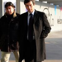 Foto Nicoloro G. 15/12/2013 Milano Prima Assemblea Nazionale del PD dopo le elezioni di Matteo Renzi a segretario. nella foto Andrea Orlando