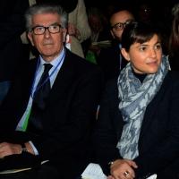 Foto Nicoloro G. 15/12/2013 Milano Prima Assemblea Nazionale del PD dopo le elezioni di Matteo Renzi a segretario. nella foto Luigi Zonda – Debora Serracchiani