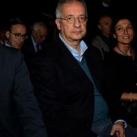 Foto Nicoloro G. 15/12/2013 Milano Prima Assemblea Nazionale del PD dopo le elezioni di Matteo Renzi a segretario. nella foto Walter Veltroni
