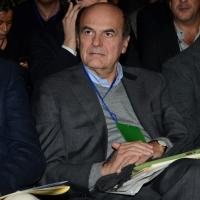 Foto Nicoloro G. 15/12/2013 Milano Prima Assemblea Nazionale del PD dopo le elezioni di Matteo Renzi a segretario. nella foto Pier Luigi Bersani