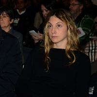 Foto Nicoloro G. 15/12/2013 Milano Prima Assemblea Nazionale del PD dopo le elezioni di Matteo Renzi a segretario. nella foto Marianna Madia