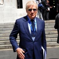 Foto Nicoloro G. 14/05/2012 Milano Si e' tenuta in Borsa la relazione annuale della Consob alla presenza del Capo dello Stato Giorgio Napolitano. nella foto Paolo Garimberti