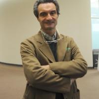 """Foto Nicoloro G. 04/12/2011 Vicenza Dopo quattro anni si riunisce il Parlamento Padano nella sua sede di villa """" La Favorita """". nella foto Attilio Fontana"""