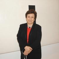 """Foto Nicoloro G. 19/11/2010 Milano, Seconda edizione della conferenza internazionale """" Science for Peace """" organizzata dalla """" Fondazione Veronesi """". In questa seconda giornata il tema e' """" Strategie e modelli per un processo di Pace """". nella foto Shirin Ebadi"""