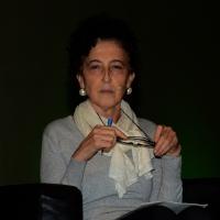 """Foto Nicoloro G.   15/11/2014   Milano     Seconda giornata della sesta Conferenza Mondiale """" Science for Peace """" dal titolo """" Pace come condizione del benessere """". nella foto Gloria Manzelli  , direttrice del Carcere di San Vittore."""