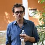 01/07/2021   Ravenna   Serata inaugurale dell' ottava edizione di ' Scrittura Festival '. nella foto lo scrittore Nicola Lagioia, direttore del Salone Internazionale del Libro di Torino.