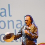 Foto Nicoloro G.   13/10/2019   Ravenna   Terza edizione di ' Imaginaction ' ,  Festival Internazionale dei videoclip, che ha visto la partecipazione di diversi artisti. nella foto Antonello Venditti.