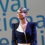 Foto Nicoloro G.   13/10/2019   Ravenna   Terza edizione di ' Imaginaction ' ,  Festival Internazionale dei videoclip, che ha visto la partecipazione di diversi artisti. nella foto Alessandra Amoroso.