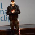 Foto Nicoloro G.   13/10/2019   Ravenna   Terza edizione di ' Imaginaction ' ,  Festival Internazionale dei videoclip, che ha visto la partecipazione di diversi artisti. nella foto Fabio Rovazzi, vincitore di questa terza edizione del Festival.